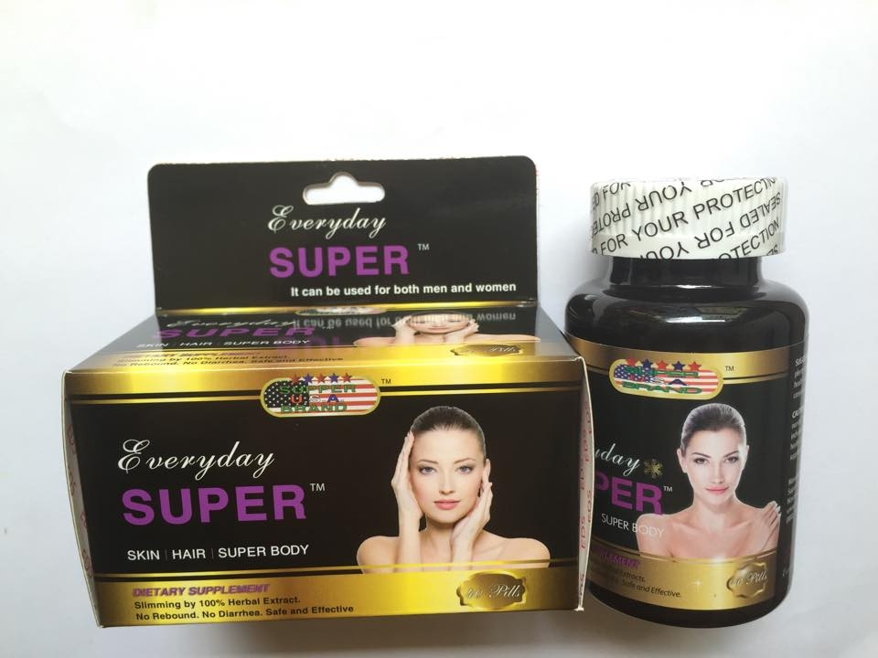 Everyday super slim